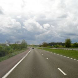 The Road to South Wales from Birmingham 2010
